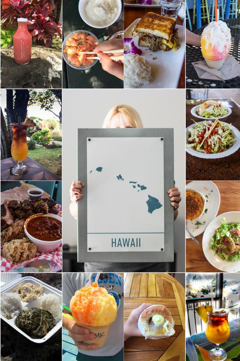 what to eat in kauai | fake food free
